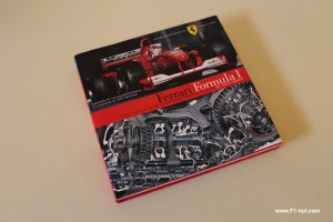 Ferrari Formula 1 Peter Wright book cover