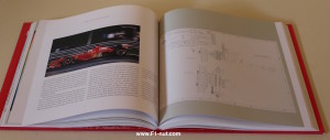 Ferrari Formula 1 Peter Wright book pages