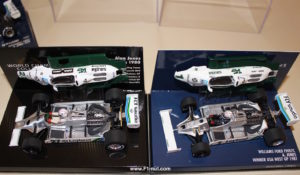 minichamps fw07b vs fw07c
