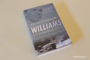 williams maurice hamilton book cover