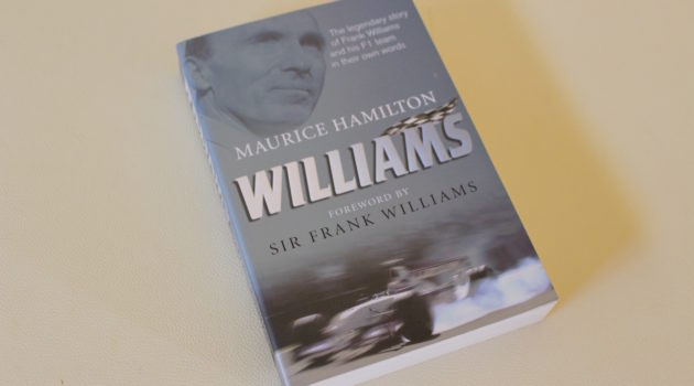 williams maurice hamilton book cover