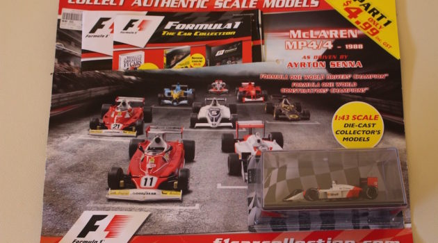 centauria f1 collection