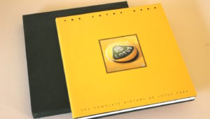 lotus the cars book cover