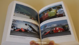 mansell staying on track book pages