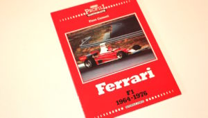 Ferrari F1 1964-1976 Piero Cascucci book cover
