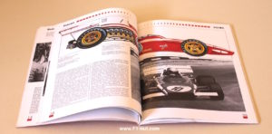 Ferrari 1964-1976 Piero Casucci book pages