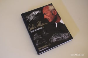 colin chapman inside the innovator book cover