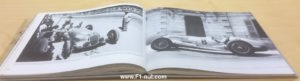 Mercedes Benz Grand Prix Racing 1934-1955  George C. Monkhouse book pages