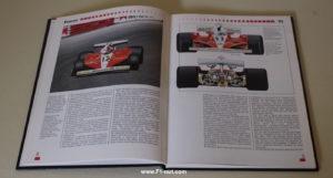 Ferrari F1 1977-1985 casucci book pages