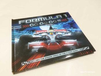 Formula 1 go go go book cover