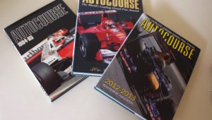 autocourse annual book covers