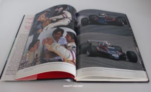 nigel mansell pictorial book pages