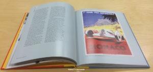monaco grand prix posters book pages