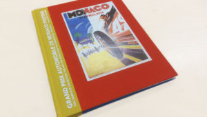 monaco grand prix posters book cover