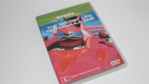The secret life of Formula One DVD
