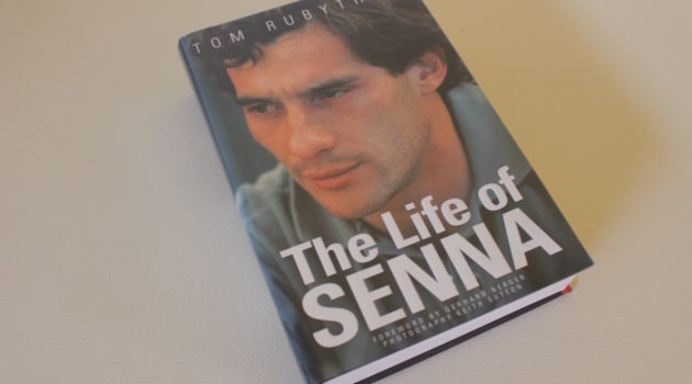 The life of Senna book cover