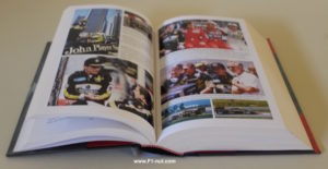The life of Senna book pages