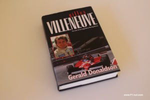 gilles villeneuve book cover