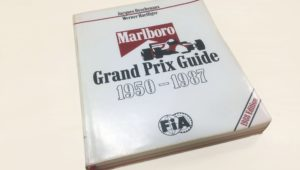 Marlboro Grand Prix Guide cover