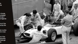 honda F1 racing
