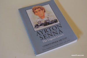 senna legend grows book cover