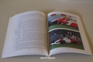 senna legend grows book pages