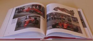 Ferrari monoposto book pages