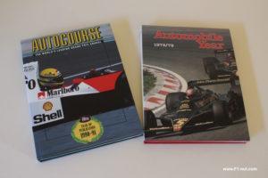 autocourse vs automobile year
