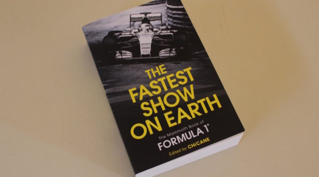 The fastest show on earth book cover