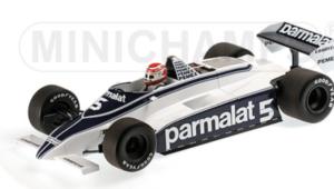 Minichamps BT49 Piquet 1:18